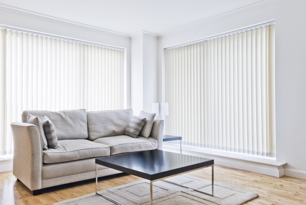 Our inspirational guide will help you choose your ideal vertical blind