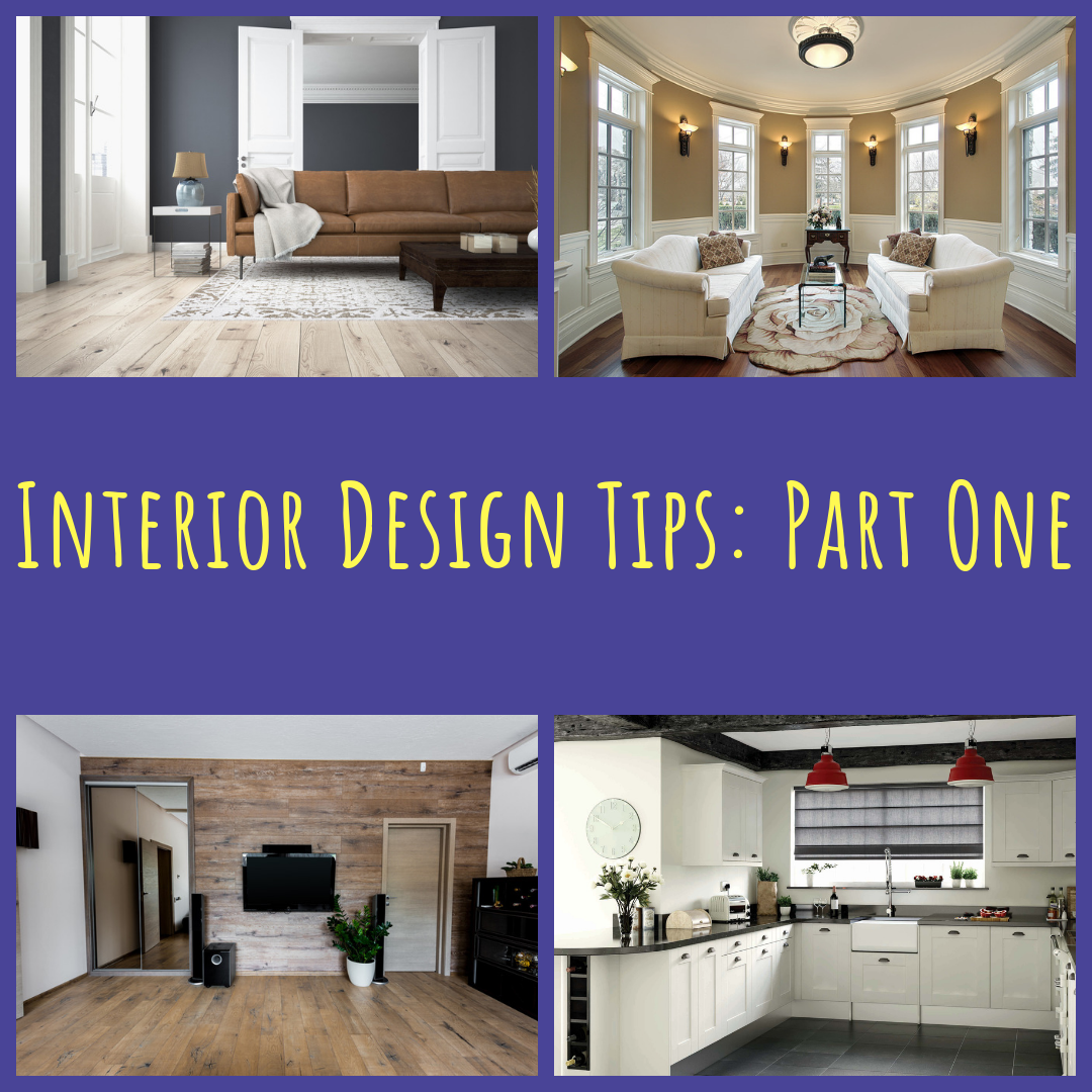 Affordable, simple and stylish interior design tips by Saddleworth Blinds.
